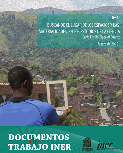 Documentos de Trabajo INER